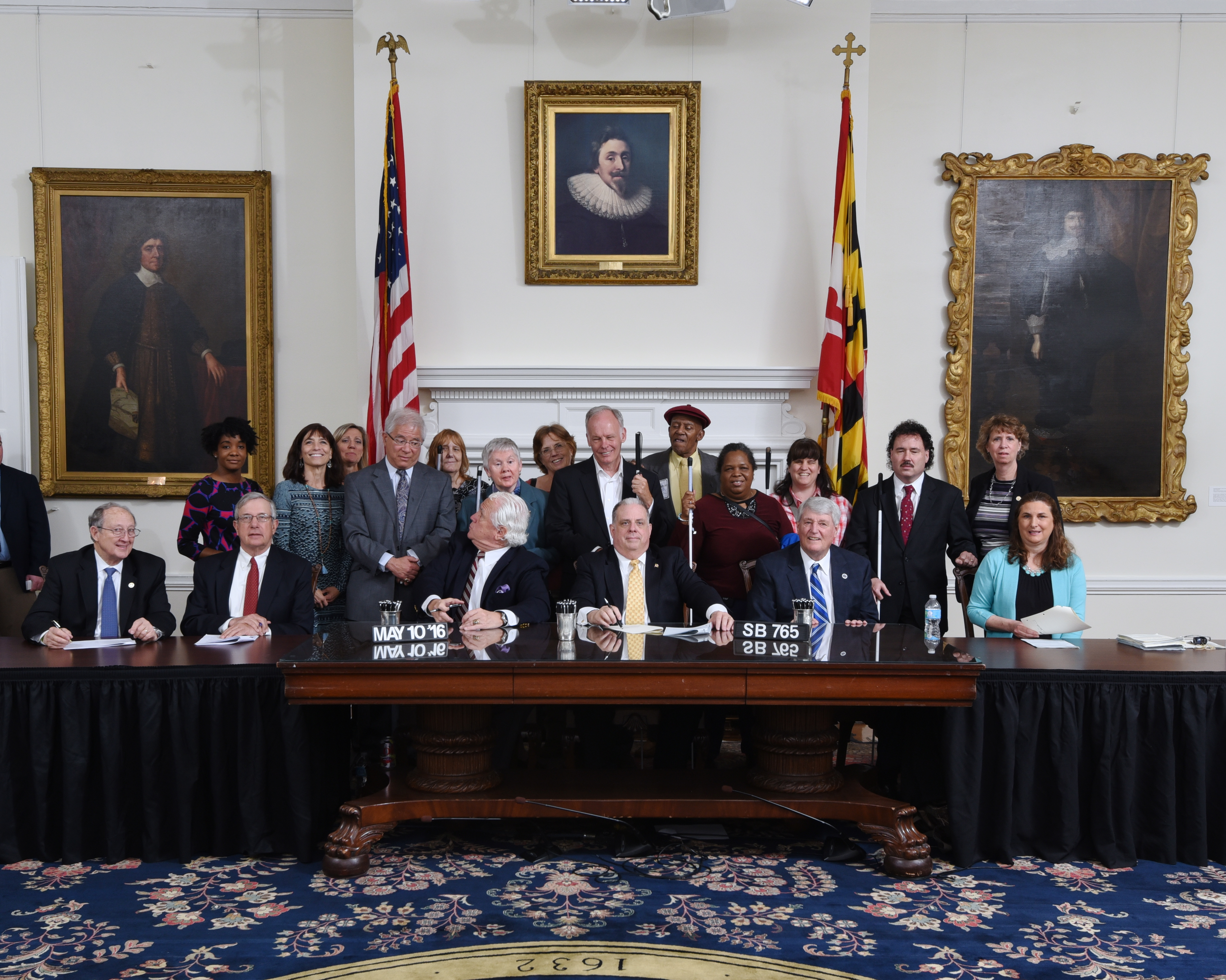 On May 10, 2016, Governor Hogan signed SB765 into law. This new law offers greater protection to disabled parents and caregivers in custody, guardianship, and adoption cases.