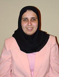 Ronza Othman - President, National Federation of the Blind of Maryland